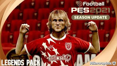 PES 2021 Abdulaziz's Legends Pack Update 4.0