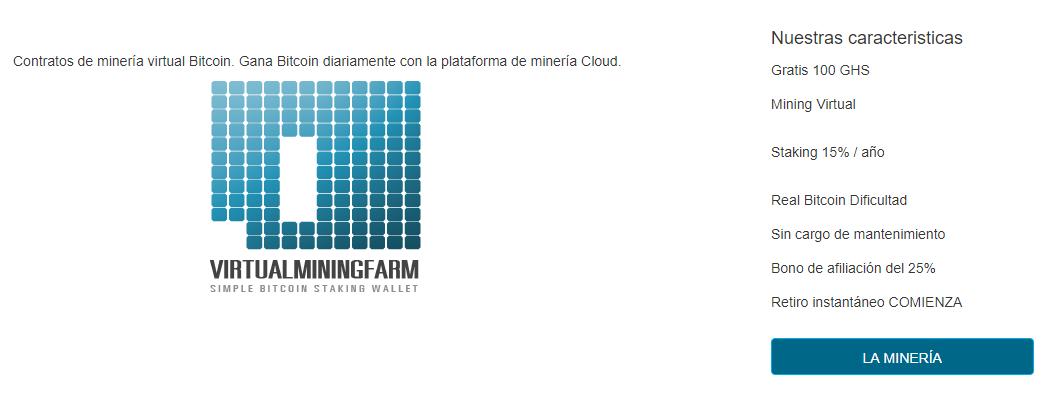 Cryptocurrency plataforma de mineria en la nube