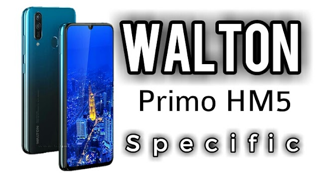 Walton Primo HM5 Full Specifications by Reviewsen