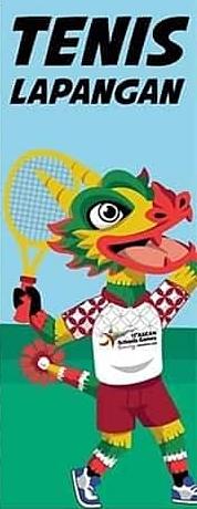 Tenis ASEAN Schools Games 2019: Tumbangkan Unggulan Kedua, Ari Fahresi/Ali Akbar Melenggang Ke Final