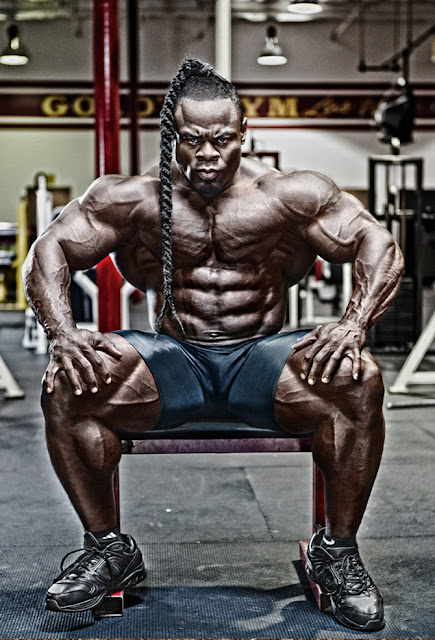 Best Weight Lifting Exercises Kai Greene 299 Lbs Of