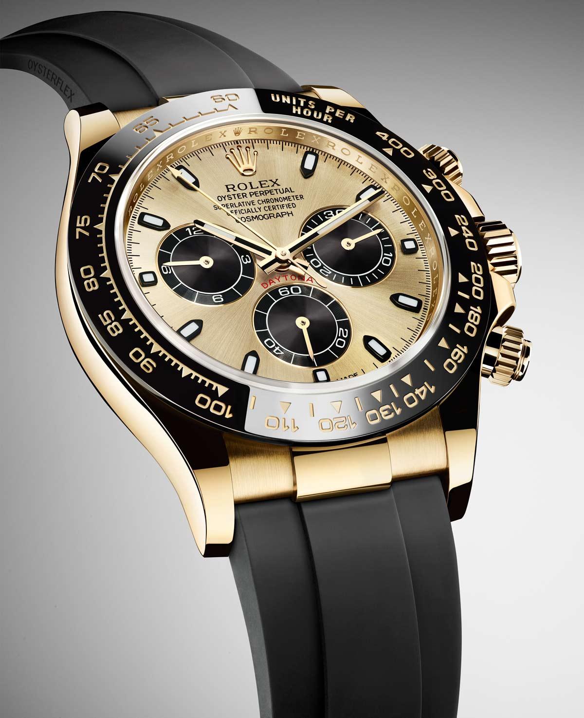 Rolex cosmograph daytona with oysterflex bracelet time and watches for Rolex cosmograph daytona