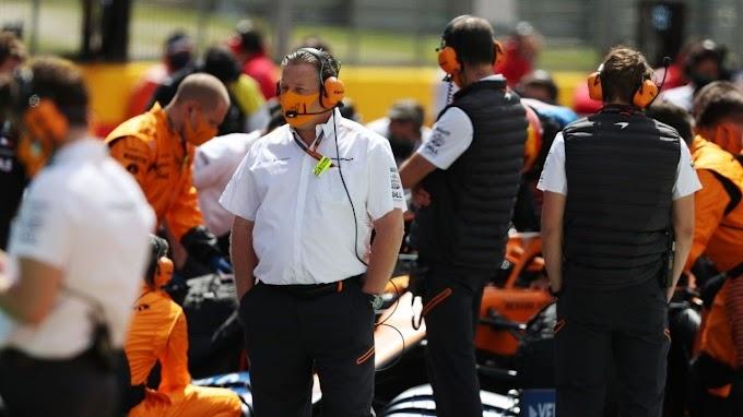 McLaren no contempla ser equipo B de Mercedes
