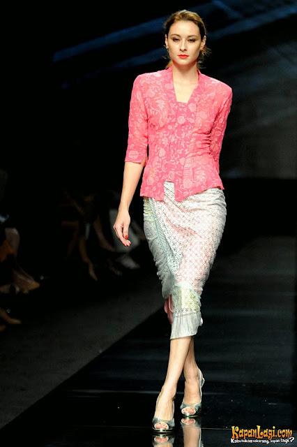 Tips Memilih Model kebaya modern sesuai dengan trend fashion