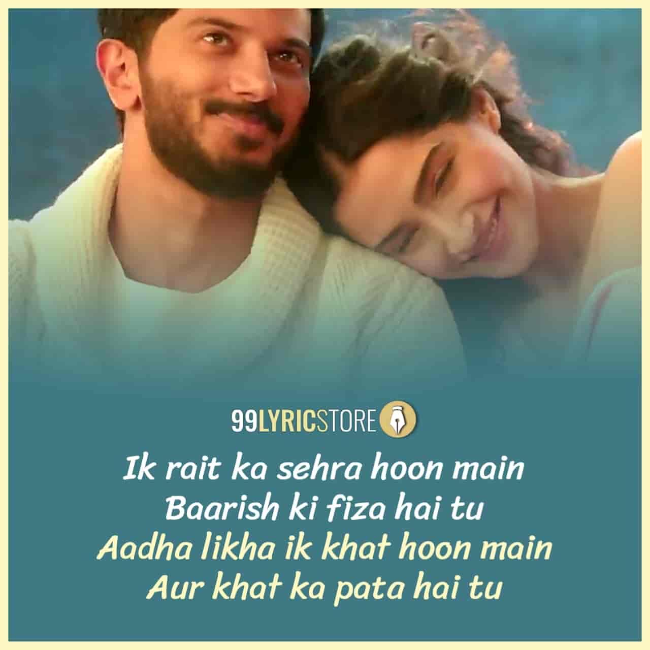 Kaash Hindi Song Sung by ARIJIT Singh and Alyssa Mendonsa