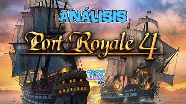 Análisis de Port Royale 4 para PS4