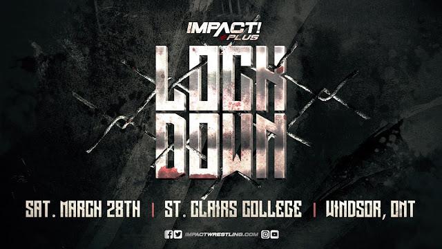 IMPACT Wrestling anuncia o retorno do Lockdown