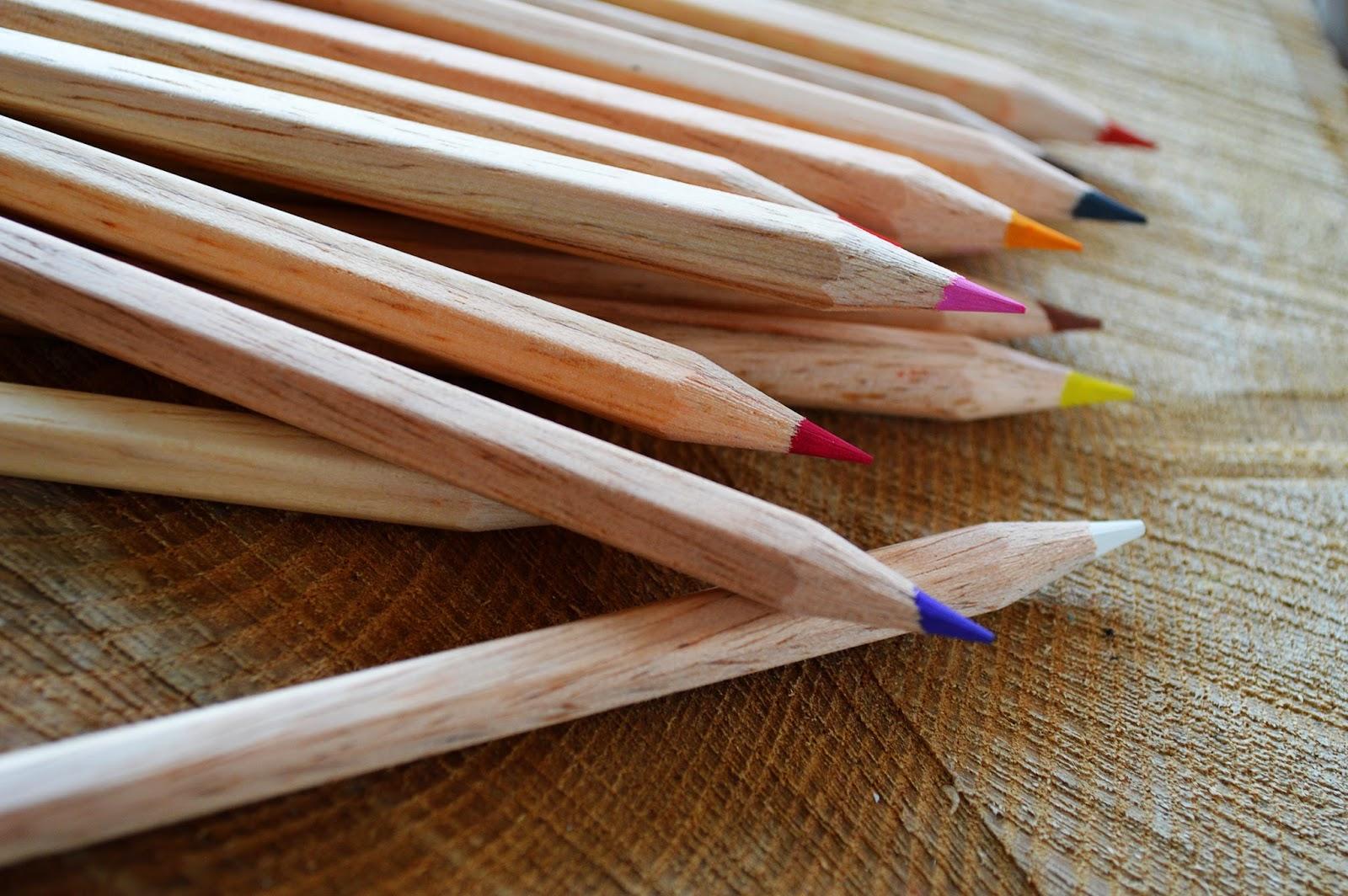 DIY Arrow Pencils   Motte's Blog