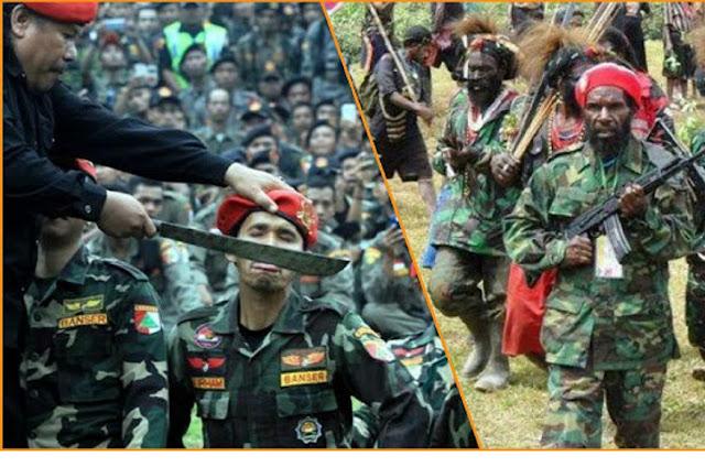 Banser Siap Kirim Pasukan ke Papua, Pimpinan MPR Ajak Doakan Agar Berhasil