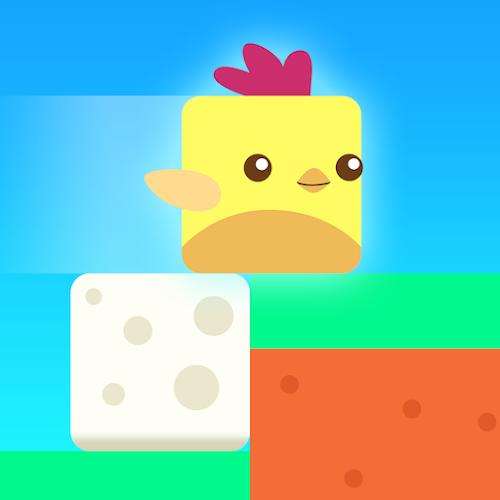 Stacky Bird: Hyper Casual Flying Birdie Game