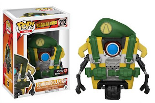 Funko Pop! Commando ClapTrap