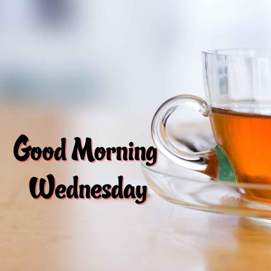 wednesday good morning greetings