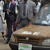 MPNAIJA GIST:Photos Minister of Technology, Ogbonnaya Onu, rides in a Made in Nigeria car with wooden body