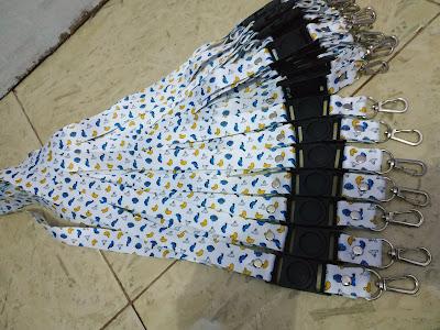 Jual tali lanyard harga termurah dan berkualitas di Jakarta Timur