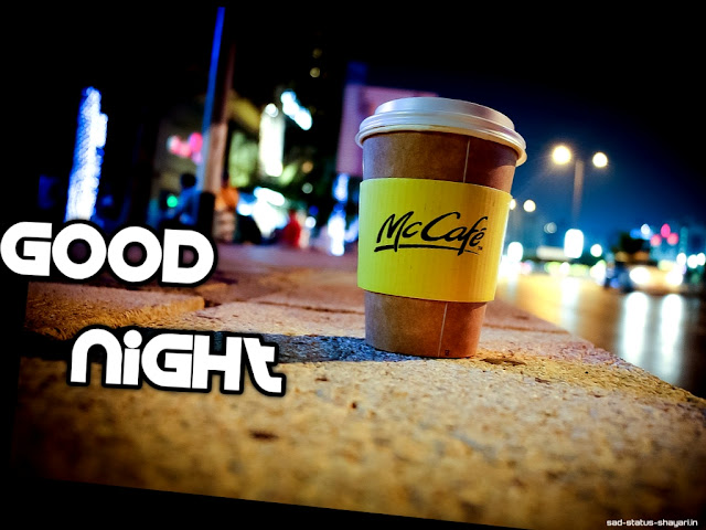 Good night images of coffee