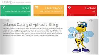 Panduan Membuat Kode Billing Pembayaran Pajak Melalui DJP Online