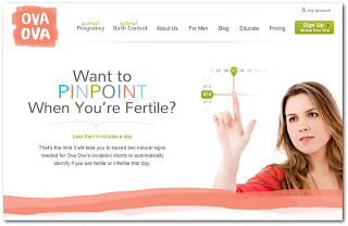 Couple launches web app to help track fertility