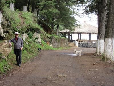 Paseo por el Estribo Grande en Pátzcuaro, Michoacán