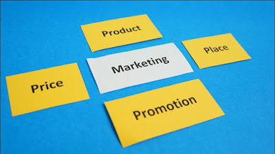 4ps of marketing and marketing mix
