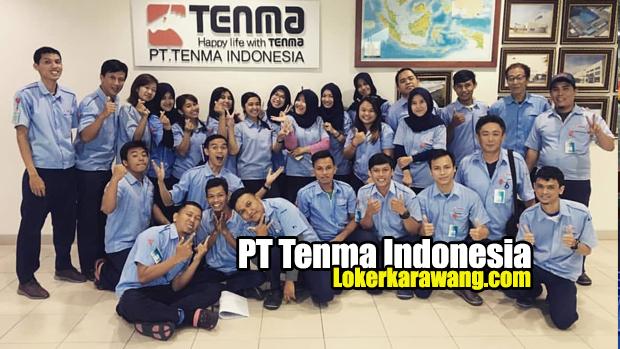 PT Tenma Indonesia Plant Karawang Terbaru