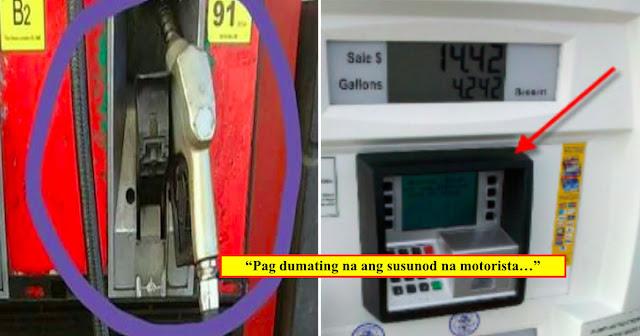 Gasoline Station Modus/GNO