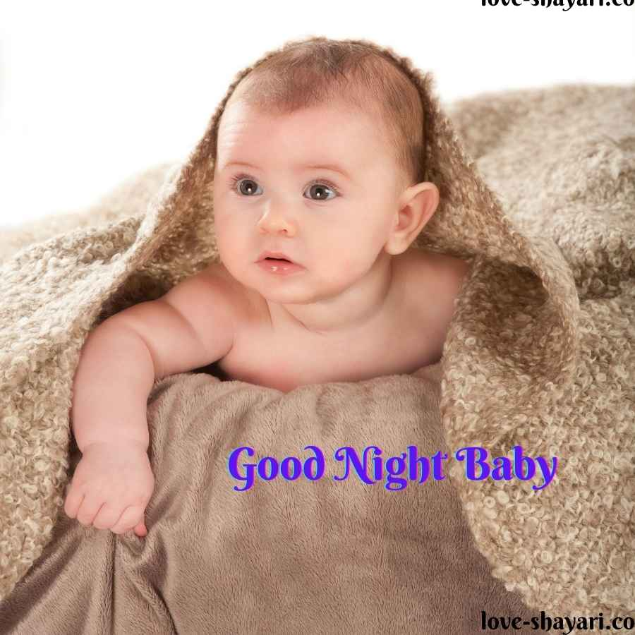 gud night baby