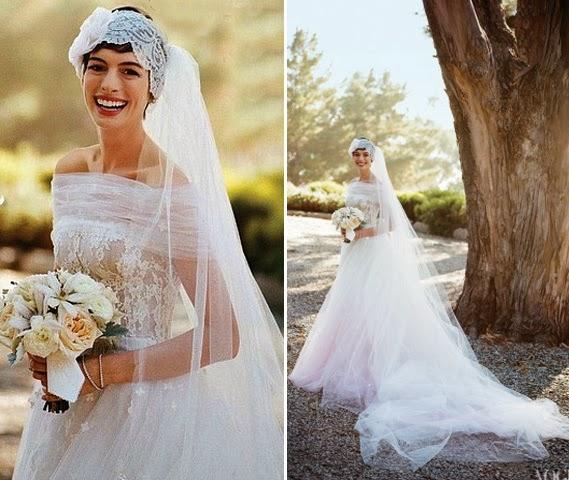 B.Elle: Robes De Mariée Des Stars