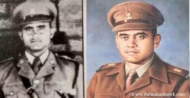Major Shaitan Singh PVC, Posthumously