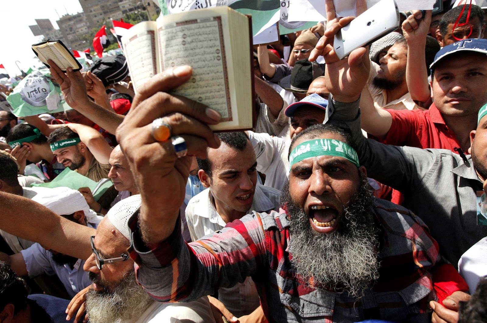What happened to Egypt's Muslim Brotherhood?