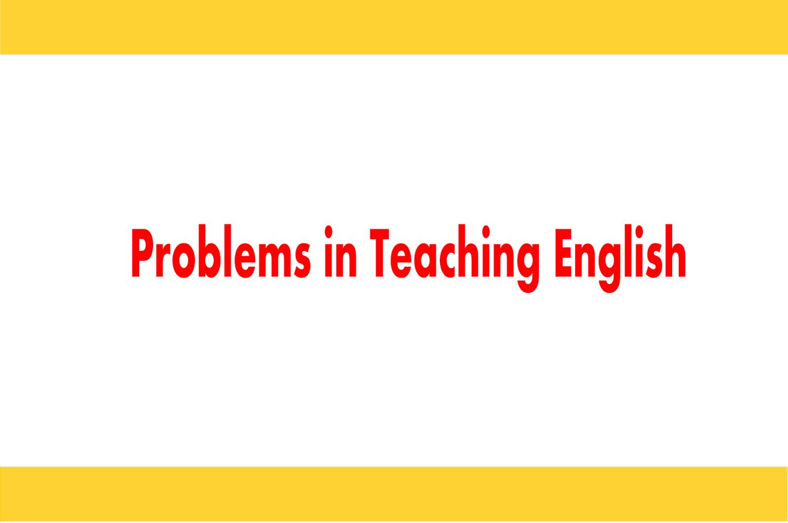 Problems Of Teaching English To Buginese Students Inirumahpintar Com
