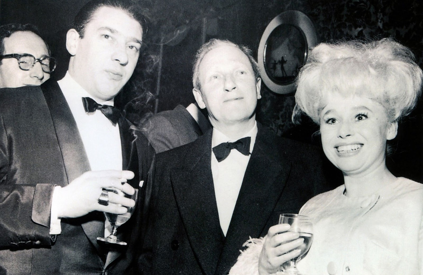 The Kray twins: unseen pictures of Ronnie and Reggie