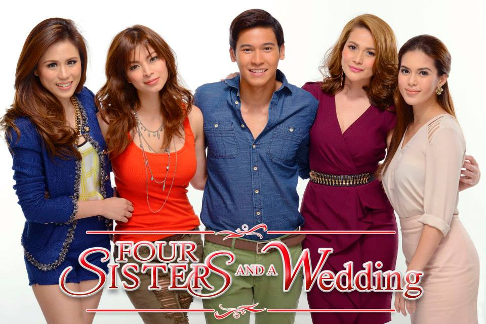 Four Sisters And A Wedding Movie Review