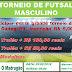 Escolinha Pequeno Davi promoverá torneio de futsal no dia 25 de fevereiro. Confira matéria completa.