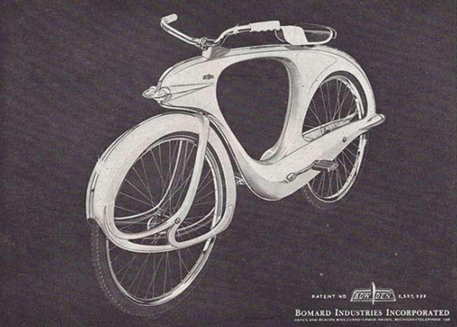 spacelander bicycle history