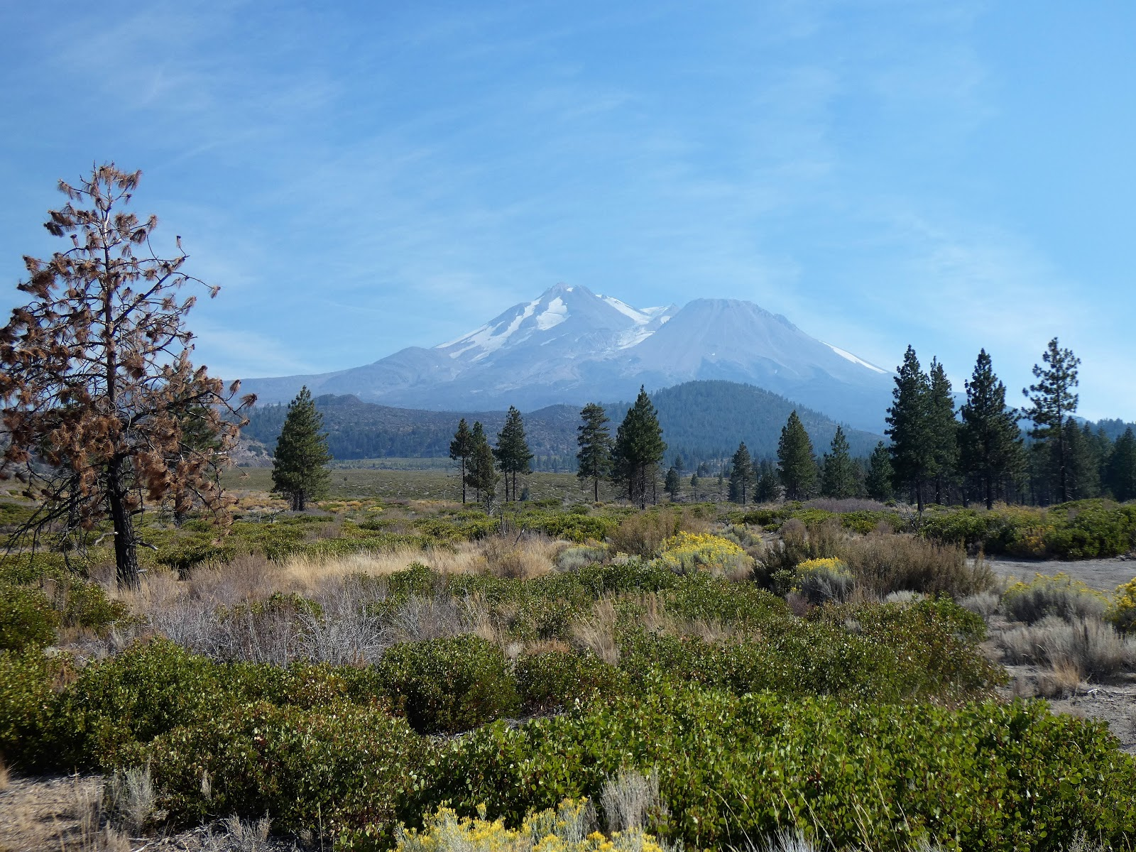 earth as inspiration mt shasta for earth science week october 14 20