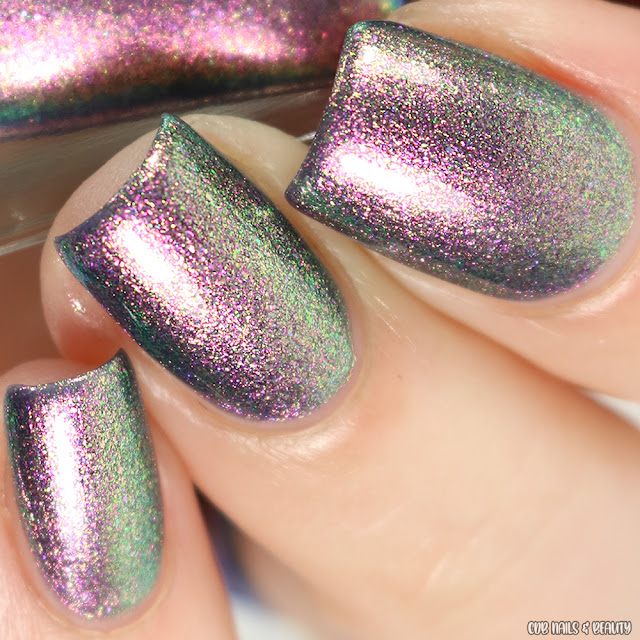 Night Owl Lacquer-Lazy Days