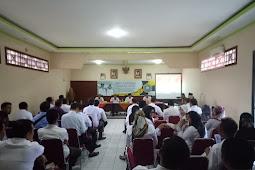 Rakor Penanggulangan Kemiskinan, Wujudkan  Kaur Sejahtera Berbasiskan SDM Dan Ekonomi Lokal.