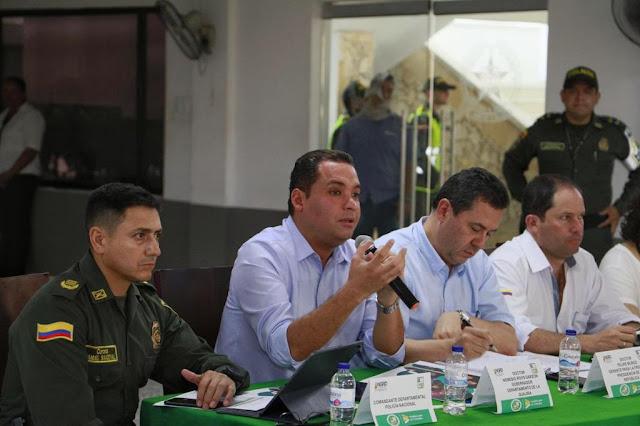 """Nemecio Roys Garzón: """"155 mil venezolanos hay en La Guajira"""""""