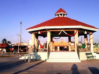 Quiosco Kiosco Chelem Puerto Yucatan Mexico