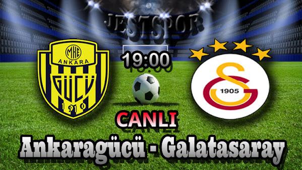 Ankaragücü - Galatasaray Jestspor izle