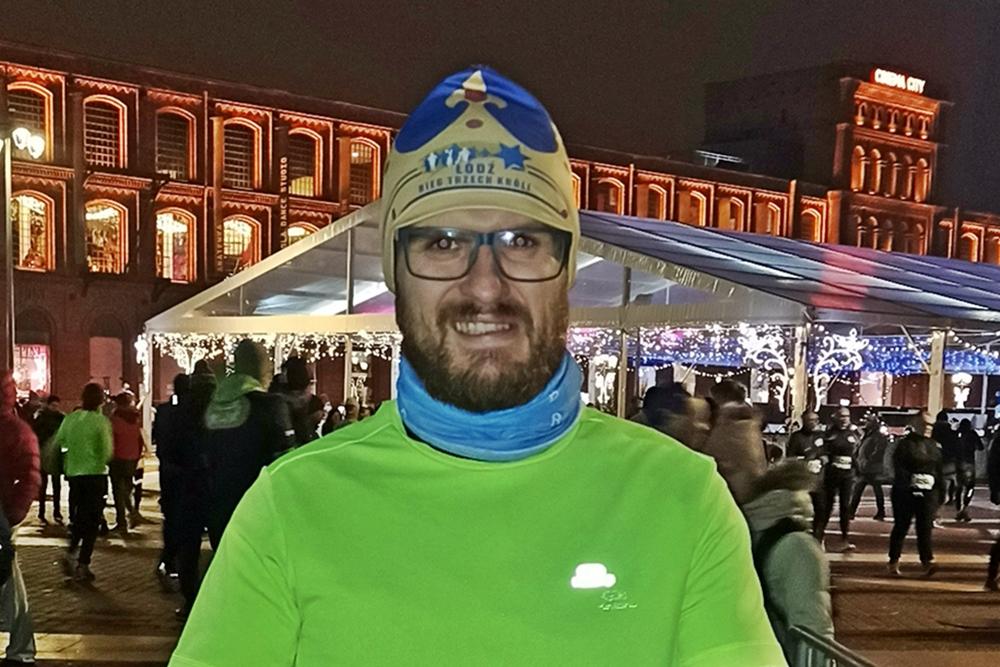 Bieg Trzech Króli czyli piąteczka w Łodzi