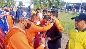 Dr. H. Aidy Furqan: Kadis DIKBUD Provinsi NTB Hadiri Kegiatan Sabtu Budaya SMKN 1 Manggelewa