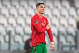Ronaldo kept quiet as European champions struggle to win