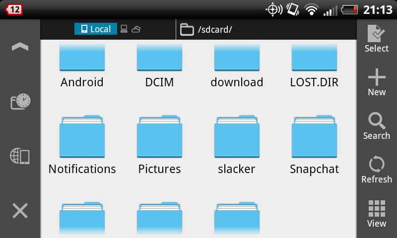 Android Bit Play: ES File Explorer File Manager 3 2 4 1