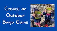Create Outdoor Bingo Games