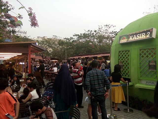 Festival Kuliner Bekasi (FKB) 2018, Aneka Kuliner khas Jawa Timur