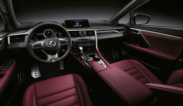 Lexus RX-L 2019