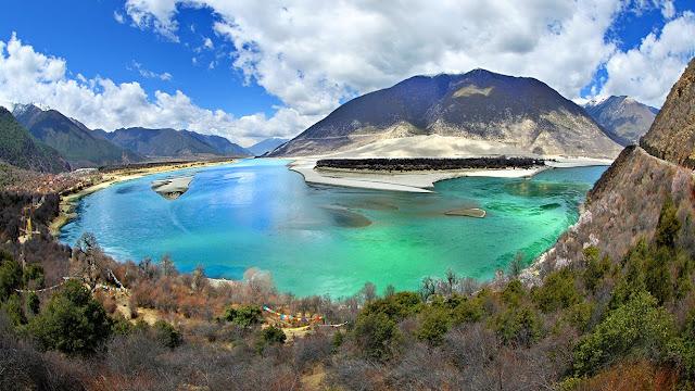 林芝景點-雅魯藏布大峽谷