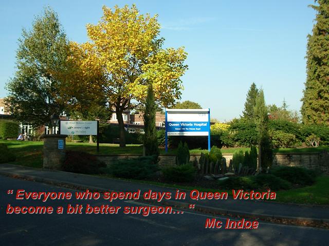 Queen Victoria Hospital de Londres