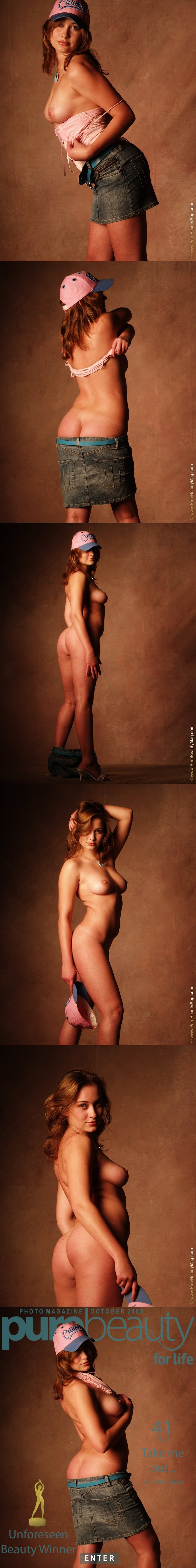 PureBeautyMag PBM  - 2005-10-25 -  s136881 - Hana Vesela - Take me out - 2560px